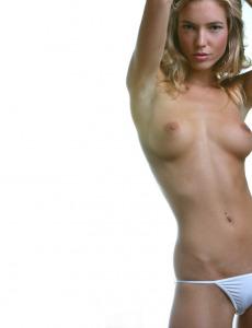 Izabella Carr - Fashion Nude
